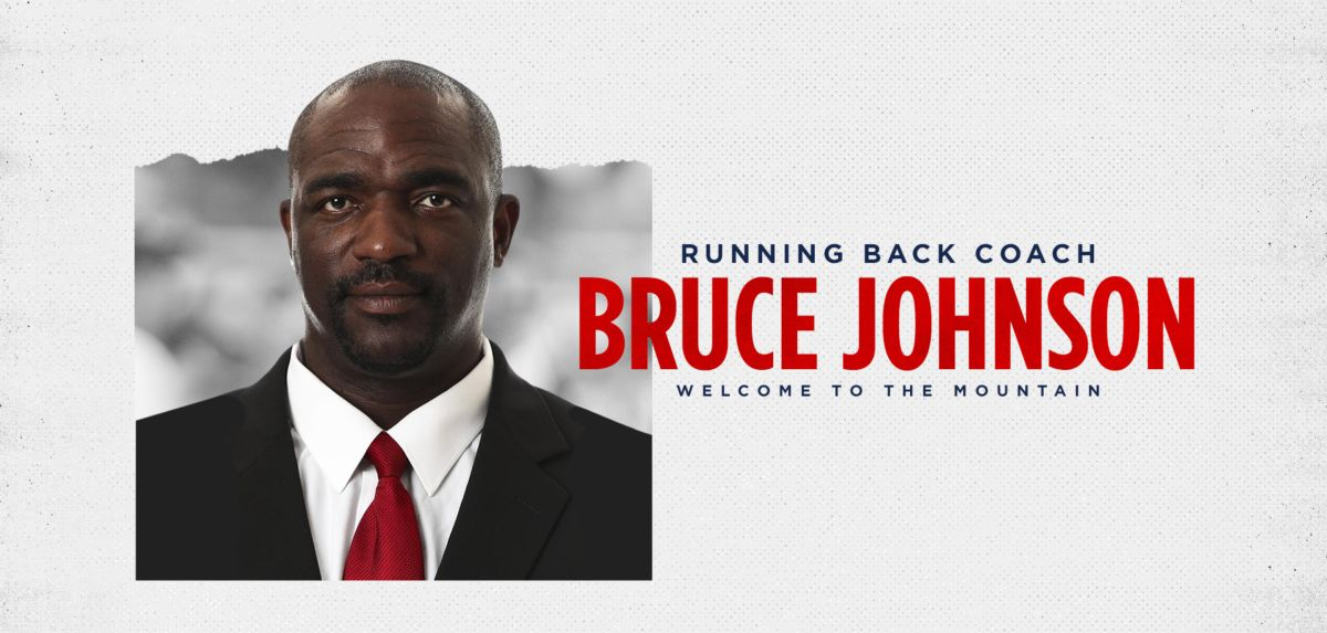 Johnson Selected as Liberty's Running Backs Coach