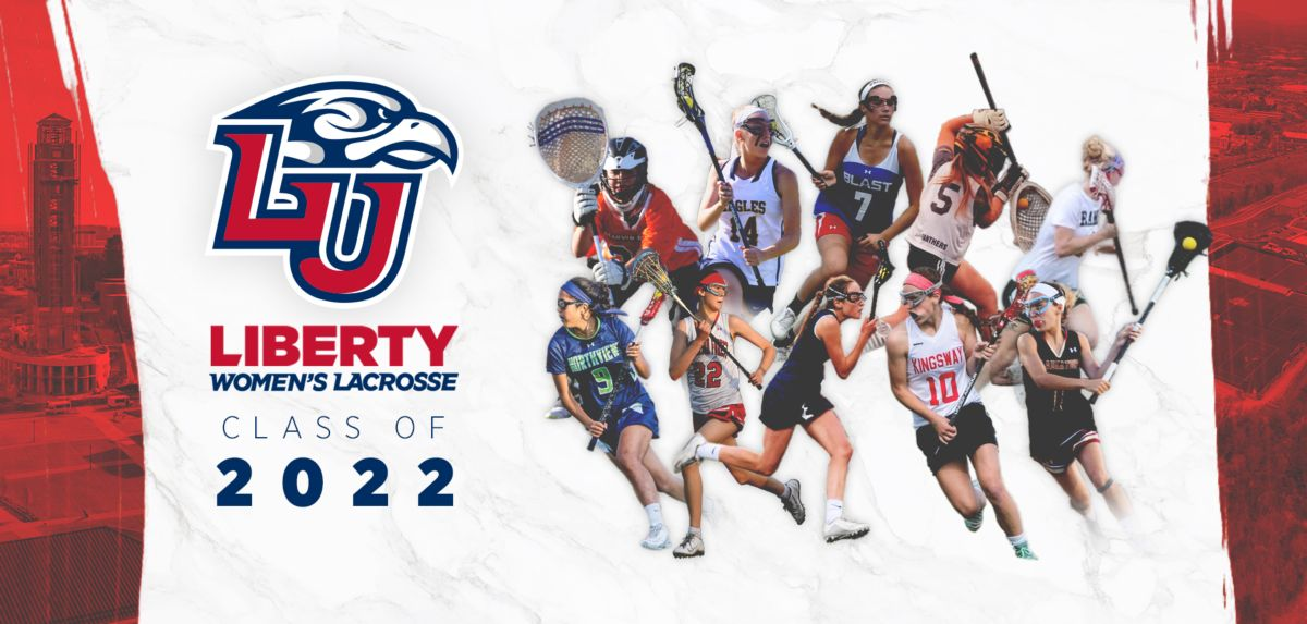 Liberty Women's Lacrosse Welcomes 10 Players in 2018-19 Class