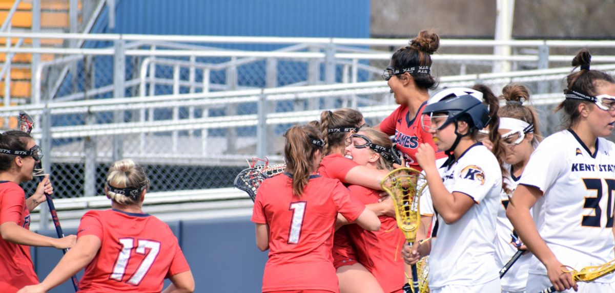Liberty rolled to a 23-6 win at Kent State on Wednesday afternoon.