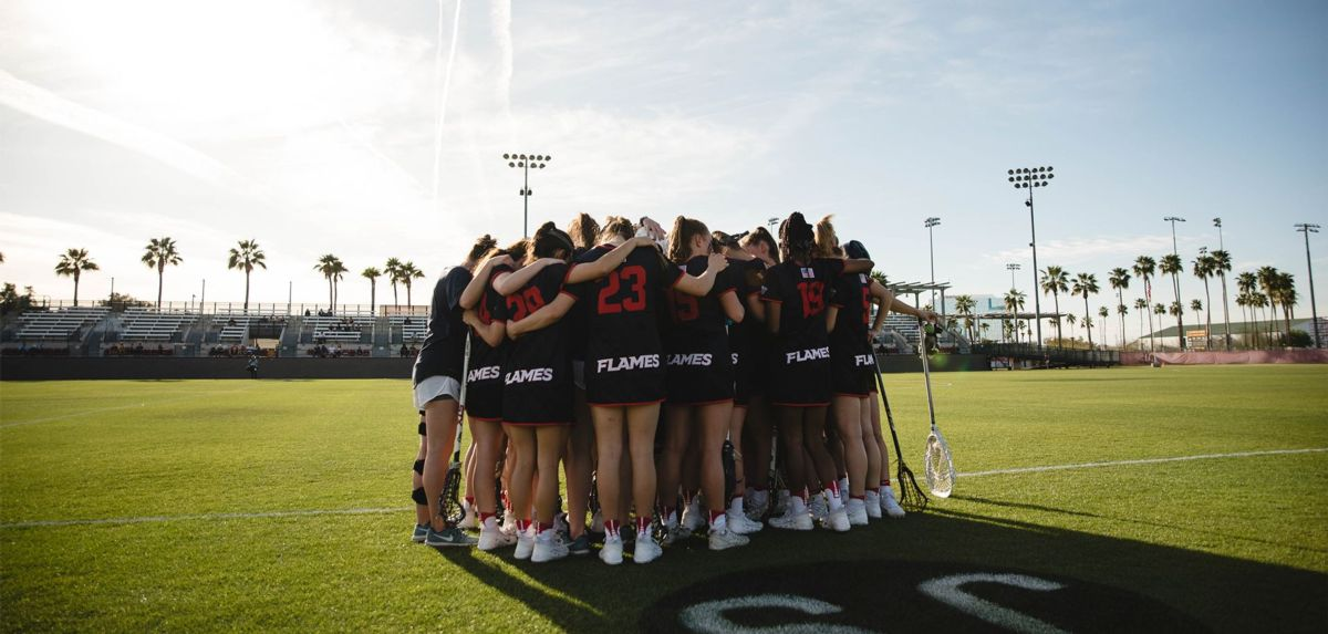 Liberty defeated Arizona State, 15-5, on Tuesday.