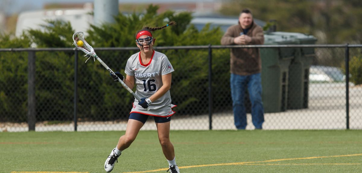 Liberty women's lacrosse will hold its Annual 7v7 Camp on Saturday.