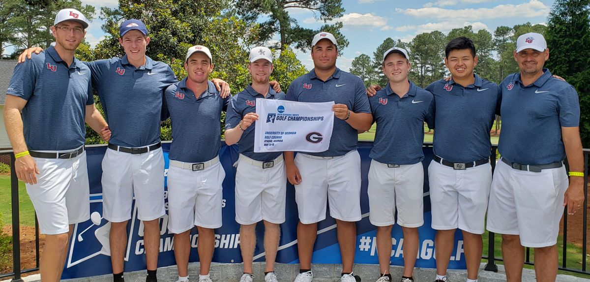 No. 4 Seed Liberty Heading Back to NCAA Men's Golf National Championship