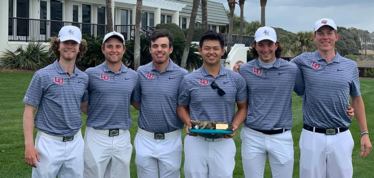 Following its second consecutive under-par score, No. 35 Liberty was able to climb up to the runner-up spot before the finish of the 2020 General Hackler Championship, Tuesday.