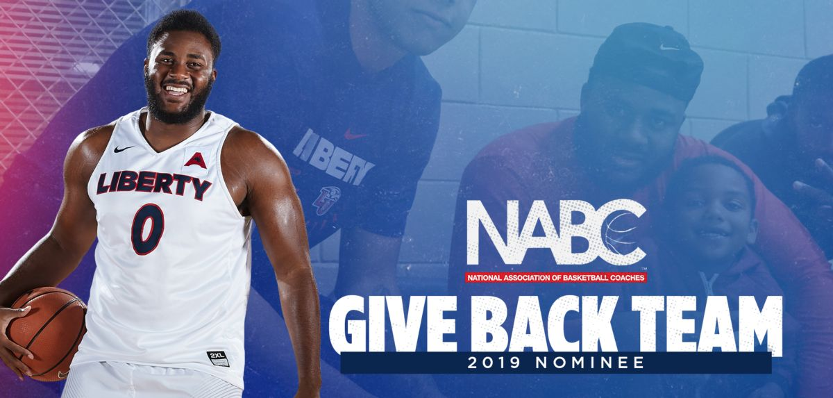 Baxter-Bell Nominated to NABC Give Back Team