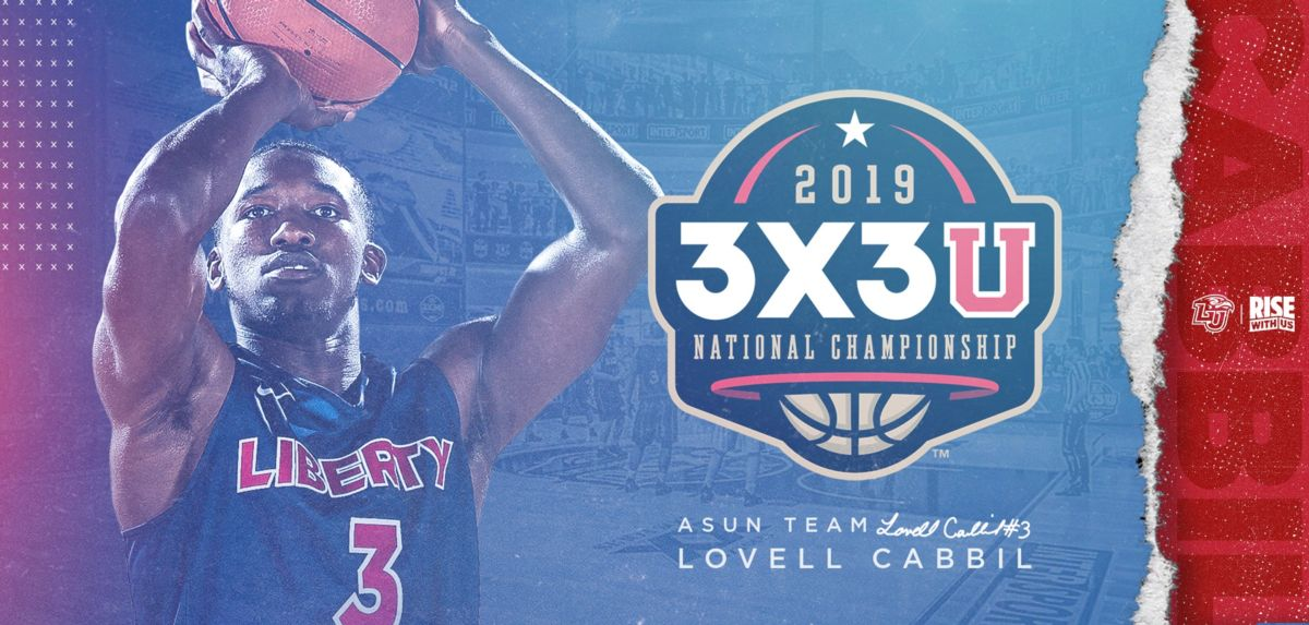 Lovell Cabbil Jr. to Participate in 2019 Dos Equis 3X3U National Championship