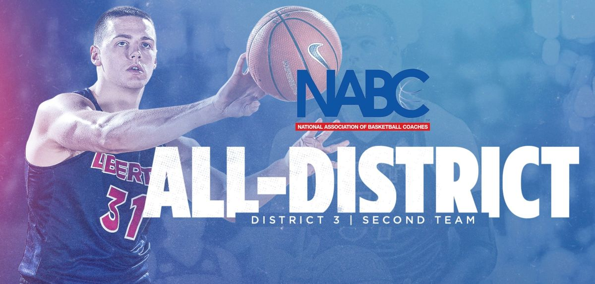 Scottie James Earns NABC All-District Honors
