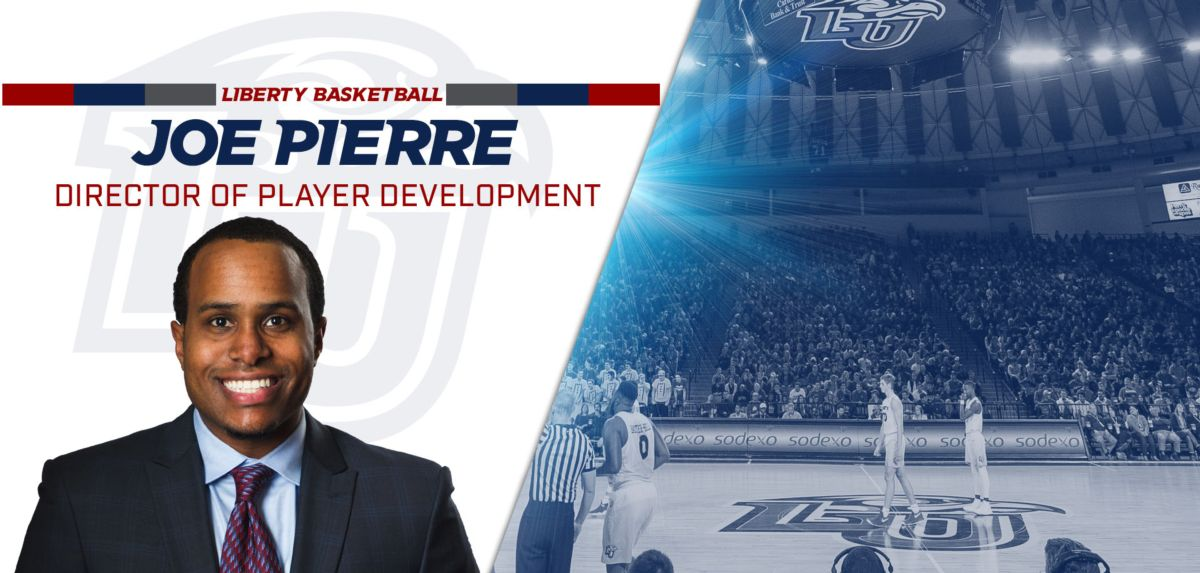 Men's Basketball Hires Joe Pierre III as Director of Player Development