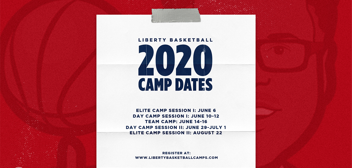 Visit www.libertybasketballcamps.com for more information.