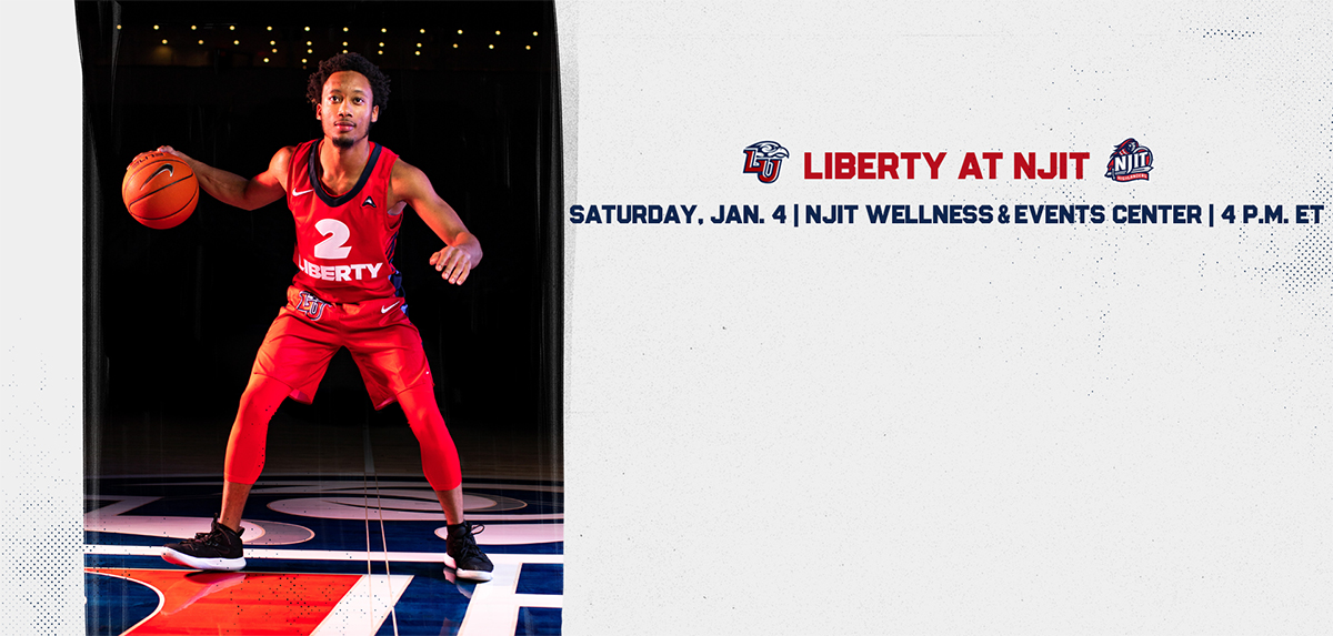 Liberty faces NJIT on Jan. 4.