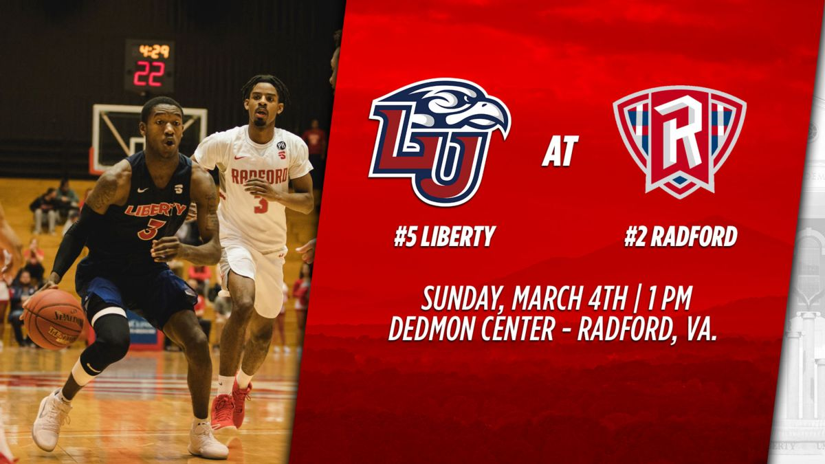 MBB Game Day Central: Radford