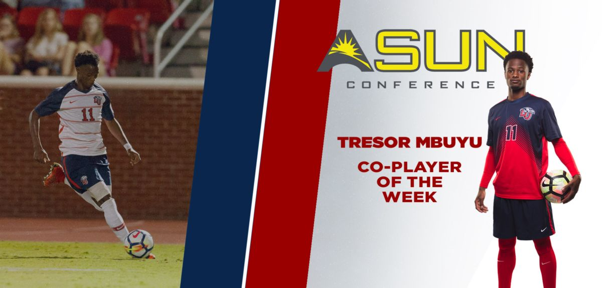 Mbuyu Selected ASUN Co-Player of the Week