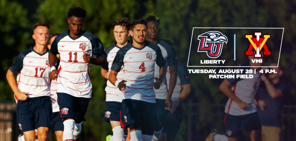 Flames Take to the Road for Match at VMI, Tuesday