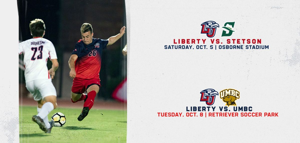 Flames to Host Stetson in ASUN Match, Saturday; Face UMBC, Tuesday