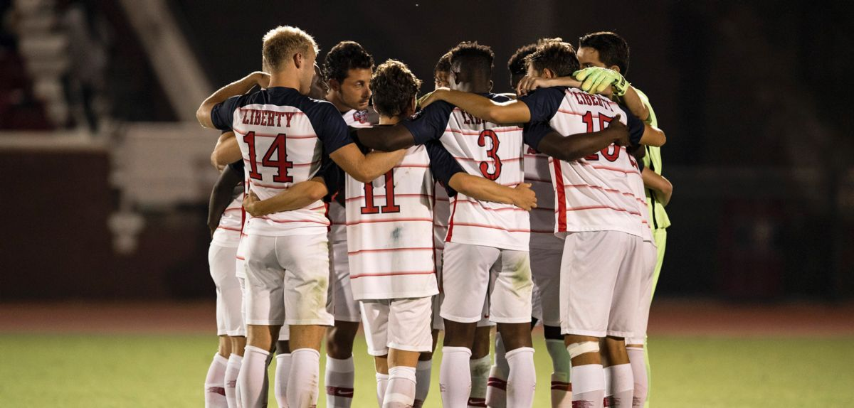 Liberty falls to UNF 3-2 in overtime, Friday.