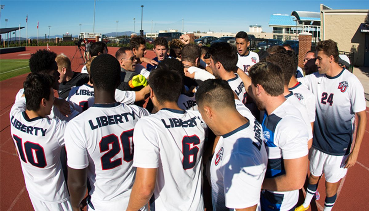 Tomorrow's Liberty Men's Spring Soccer Match Postponed