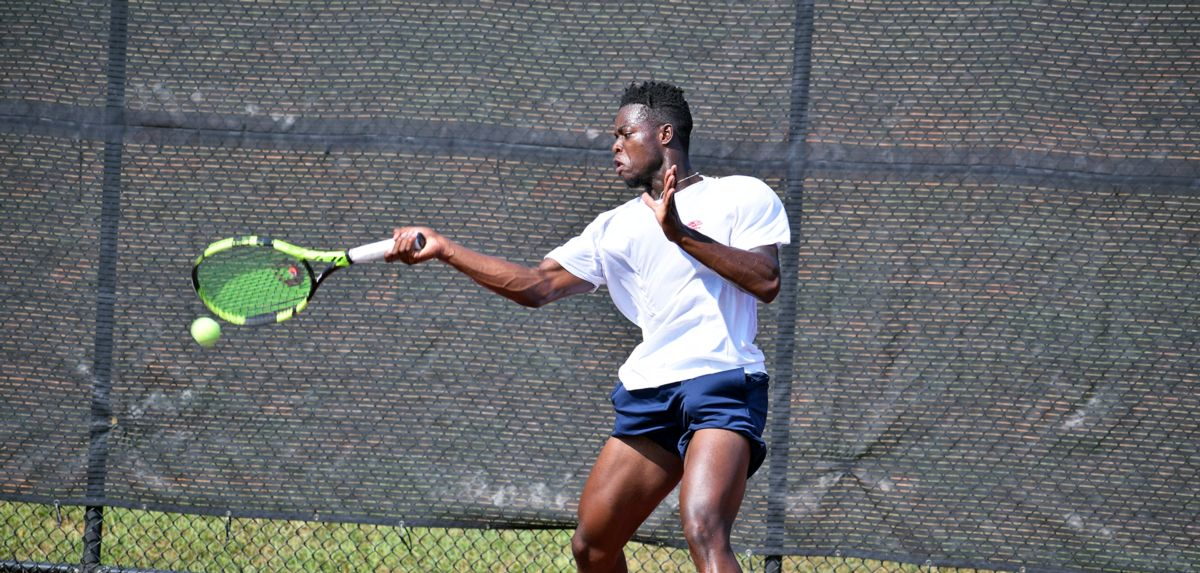 Muamba will play in tomorrow's singles quarterfinals and doubles quarterfinals (alongside Thomas-Smith).