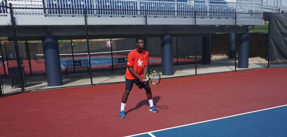 Muamba Falls to Knight on Day 2 of ITF Canada F7 Futures