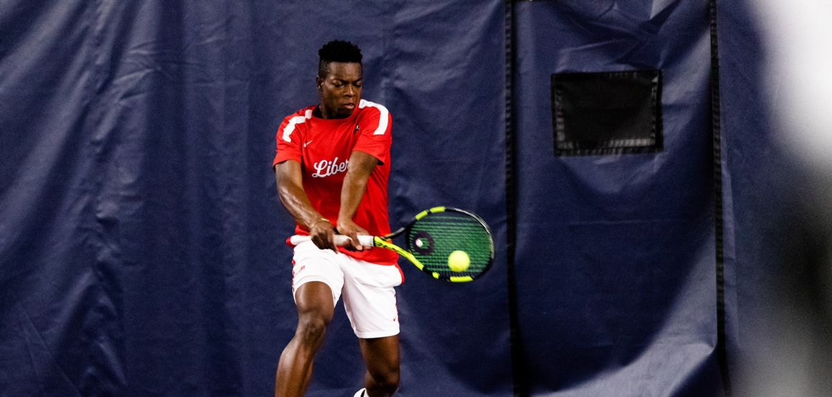 Muamba is now the 99th-ranked singles player in the nation.