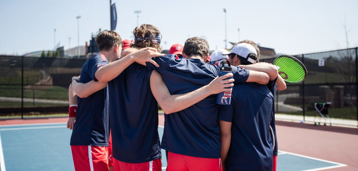Liberty is the No. 2 seed for the ASUN Men's Tennis Championship.
