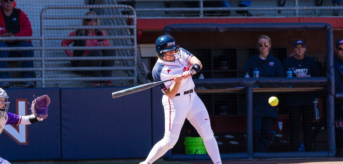 Amber Bishop recorded her 200th career hit on Saturday.