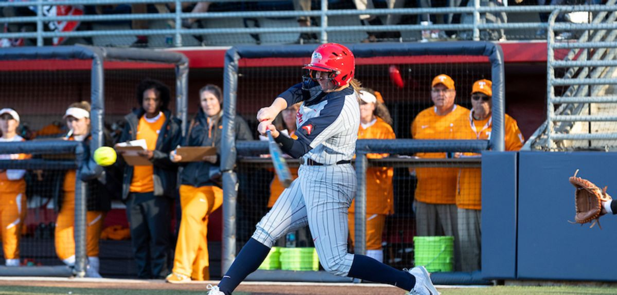 Autumn Bishop went 4-for-5 with two doubles on Wednesday at Duke.
