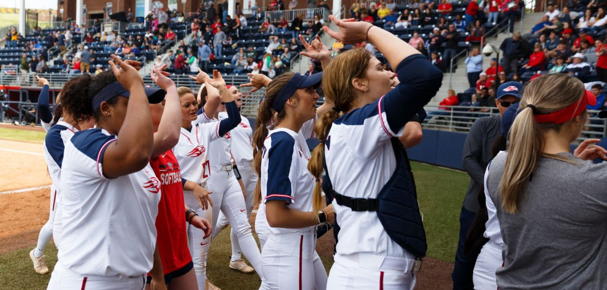 Liberty Claims 2-1 Series-Opening Win Over Jacksonville