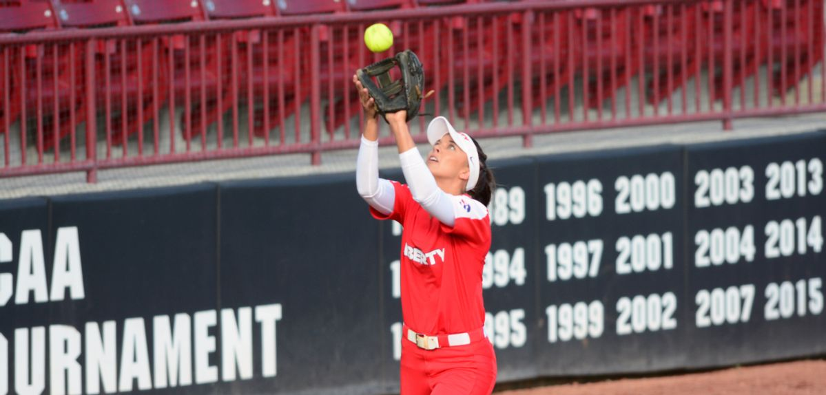 Jaclyn Amader went 4-for-4 against BYU on Friday.