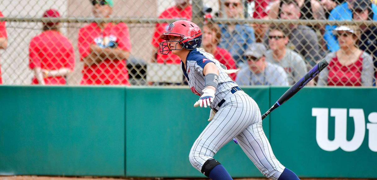 Kara Canetto went 1-for-3 with a double and two RBI against Elon.