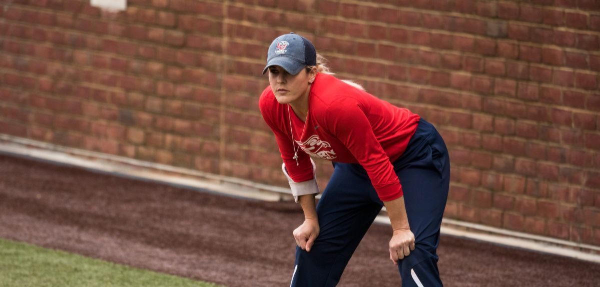 Paige Cassady has been promoted to Associate Head Coach for the Liberty softball team.