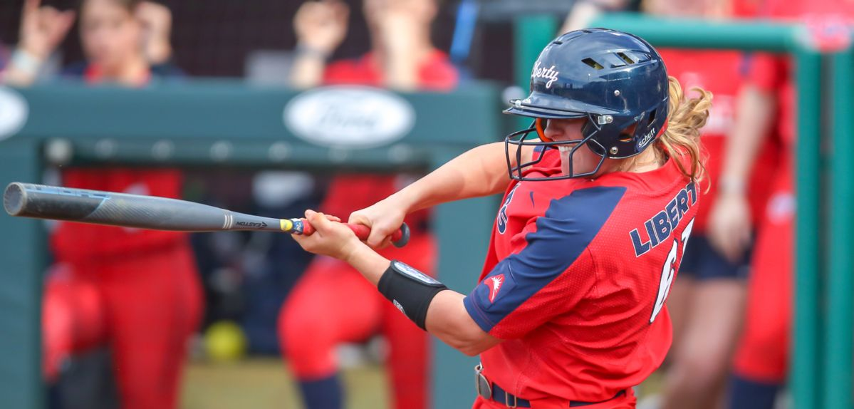 Autumn Bishop tied her own program single-game record with two sacrifice flies.