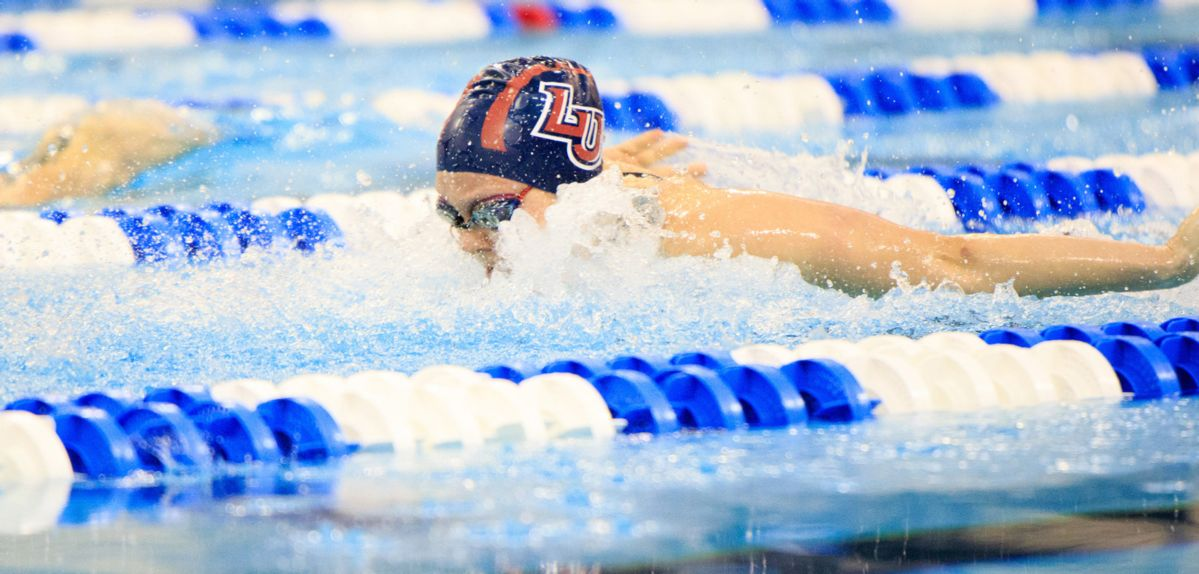 Alicia Finnigan finished 20th in the 200 fly at the NCAA Championships on Saturday.