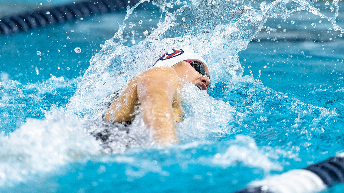 Colleen Donlin will swim the 50-meter freestyle at the 2019 Toyota U.S. Open.