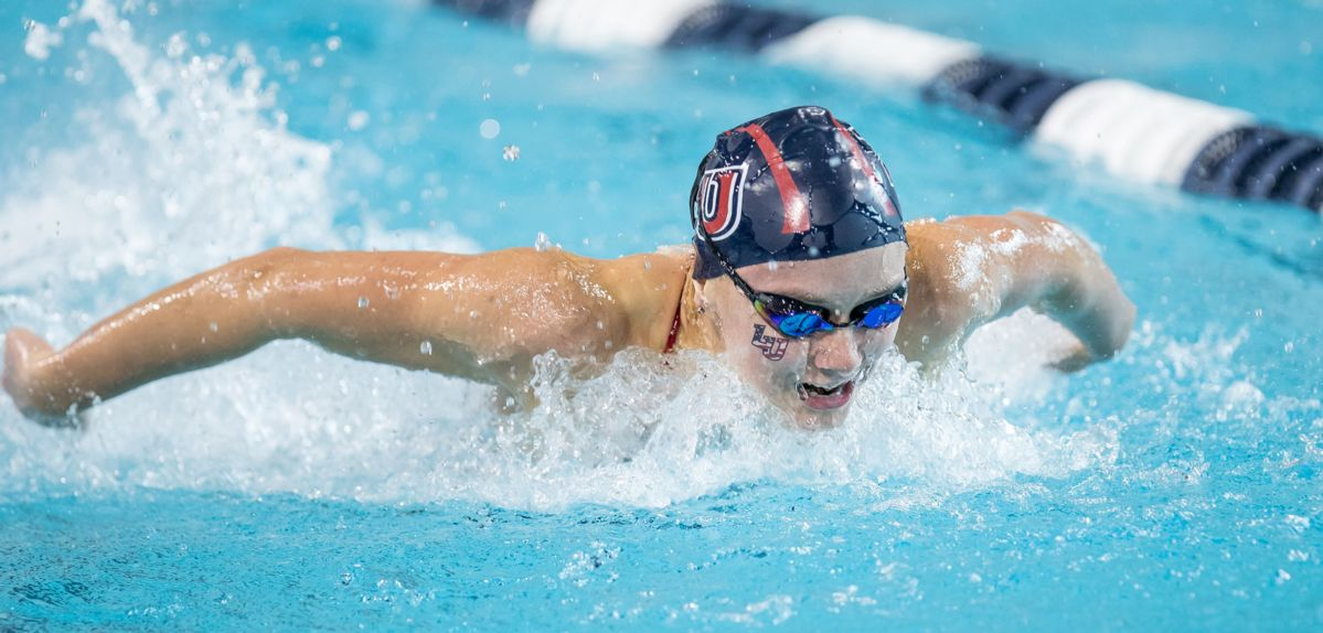 Lindsey Cohee is one of four Lady Flames entered in the 2018 USA Swimming Winter National Championships on Saturday.