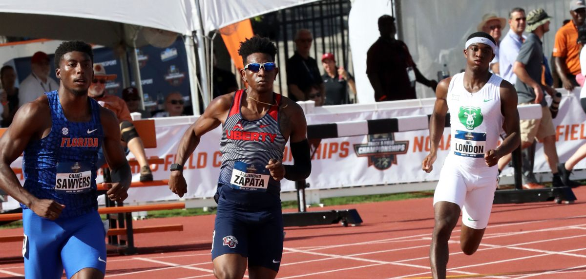 Perlaza Zapata Set for IAAF World Championships