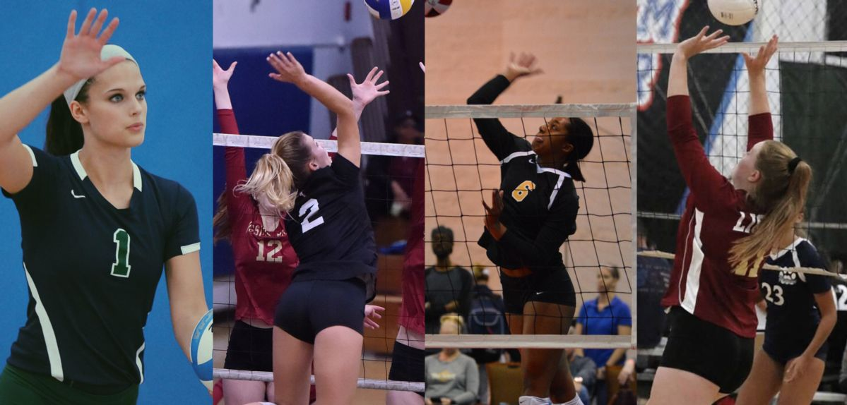 Liberty Volleyball Adds 4 Student-Athletes During Early Signing Period