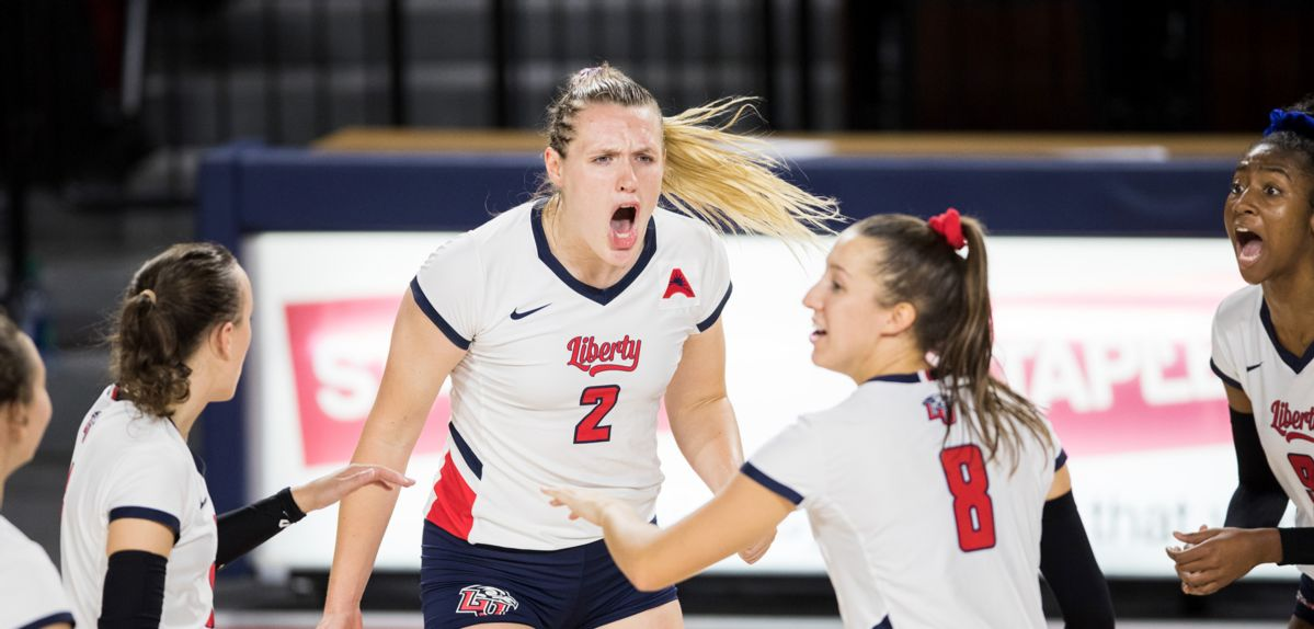 Liberty Set to Compete in Pitt Invite
