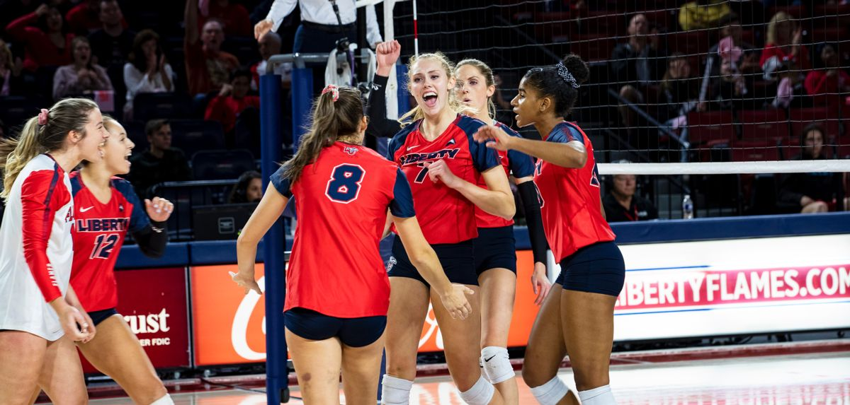 Liberty Pulls Away for 3-1 Win at Jacksonville