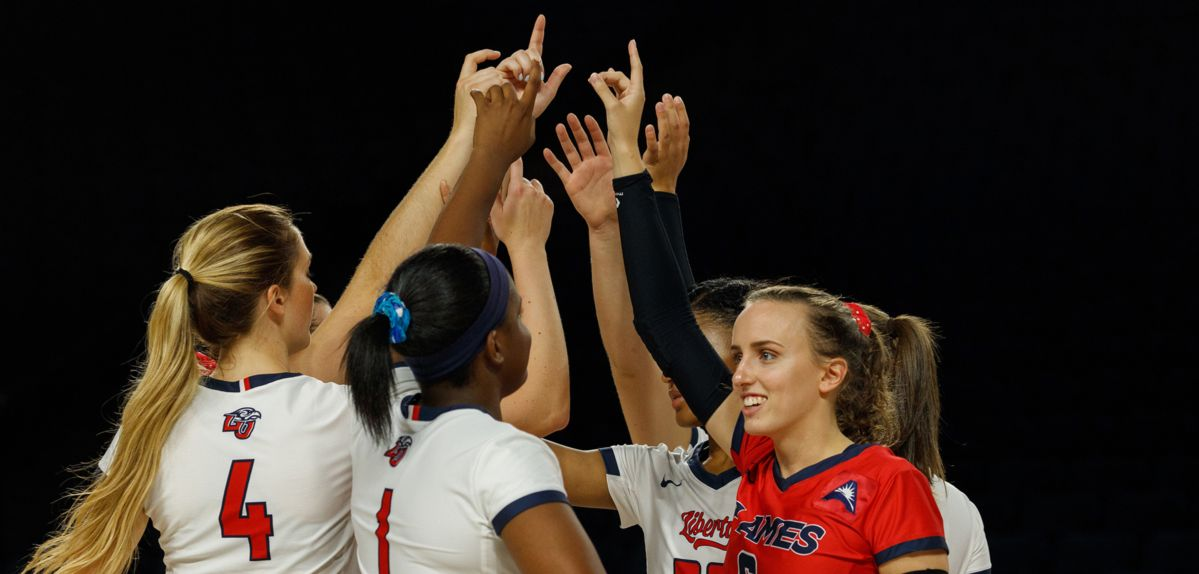 Liberty to Compete in Maryland on Weekend Before Hosting Virginia, Tuesday at Vines Center