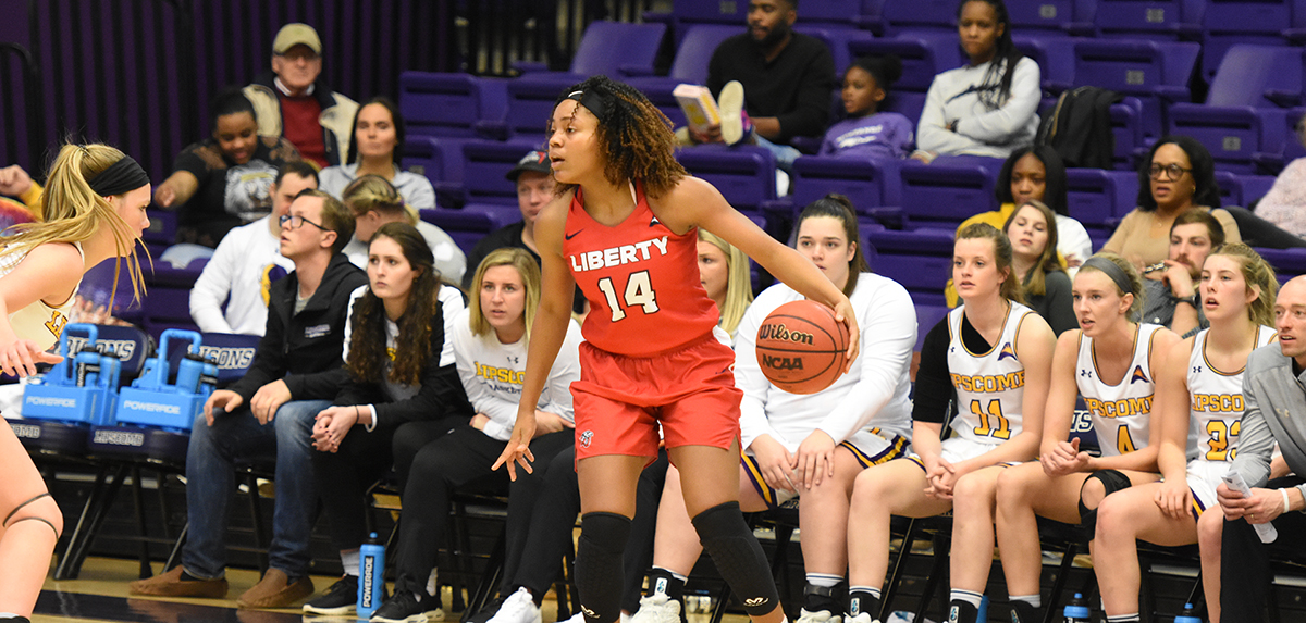 Asia Todd was named ASUN Newcomer and Freshman of the Week for the first time on Tuesday.