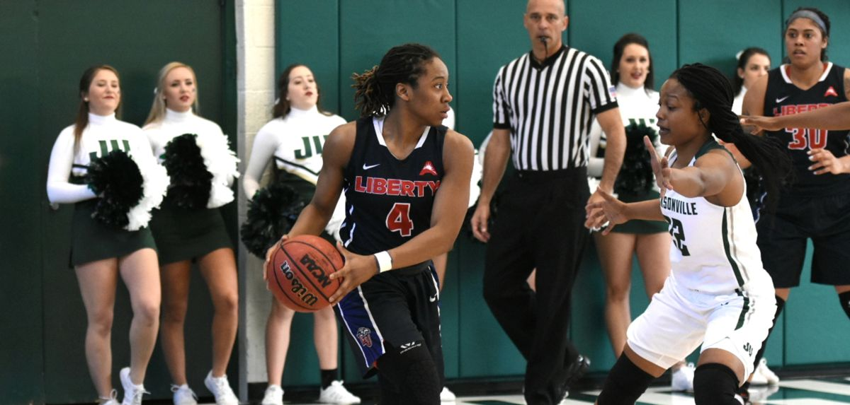 Tatyana Crowder tallied six of her season-high 11 points during overtime on Saturday.