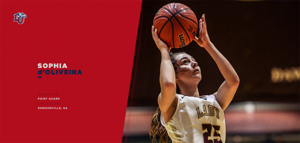Point guard Sophia d'Oliveira completed the Lady Flames' fall signing class on Thursday.