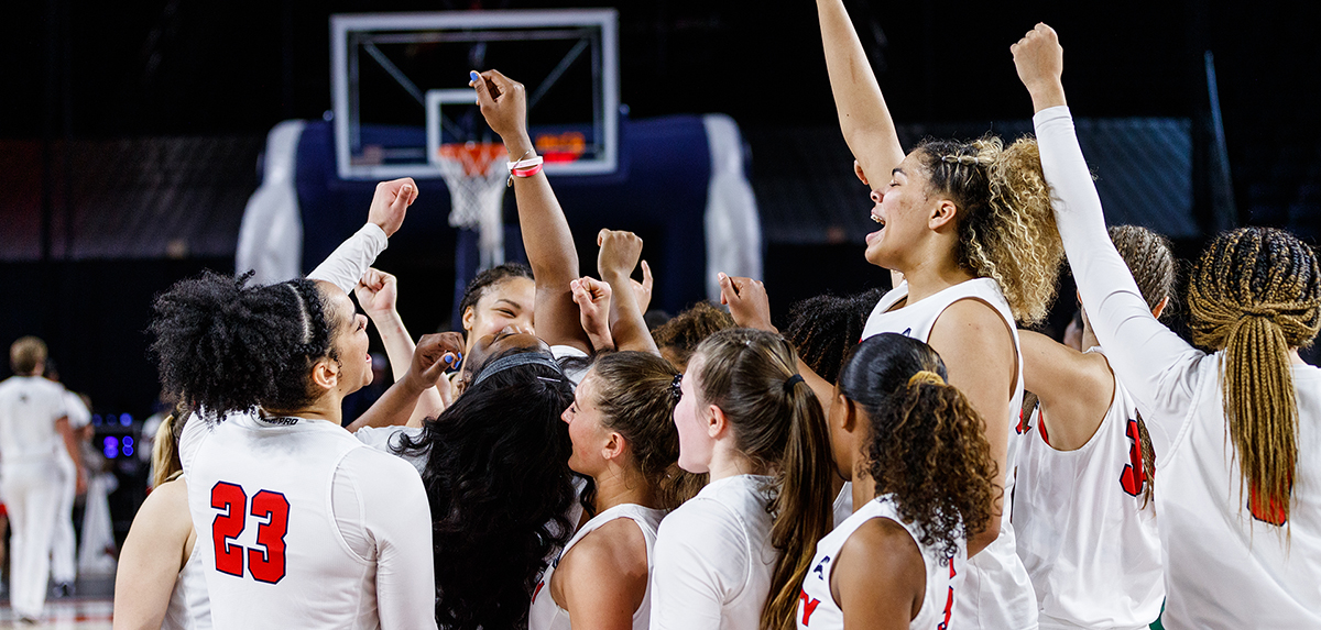 The 2019-20 Liberty women's basketball team enjoyed another successful season.