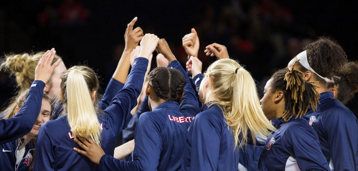 Lady Flames to Host Alumni Reunion During Big South Championship