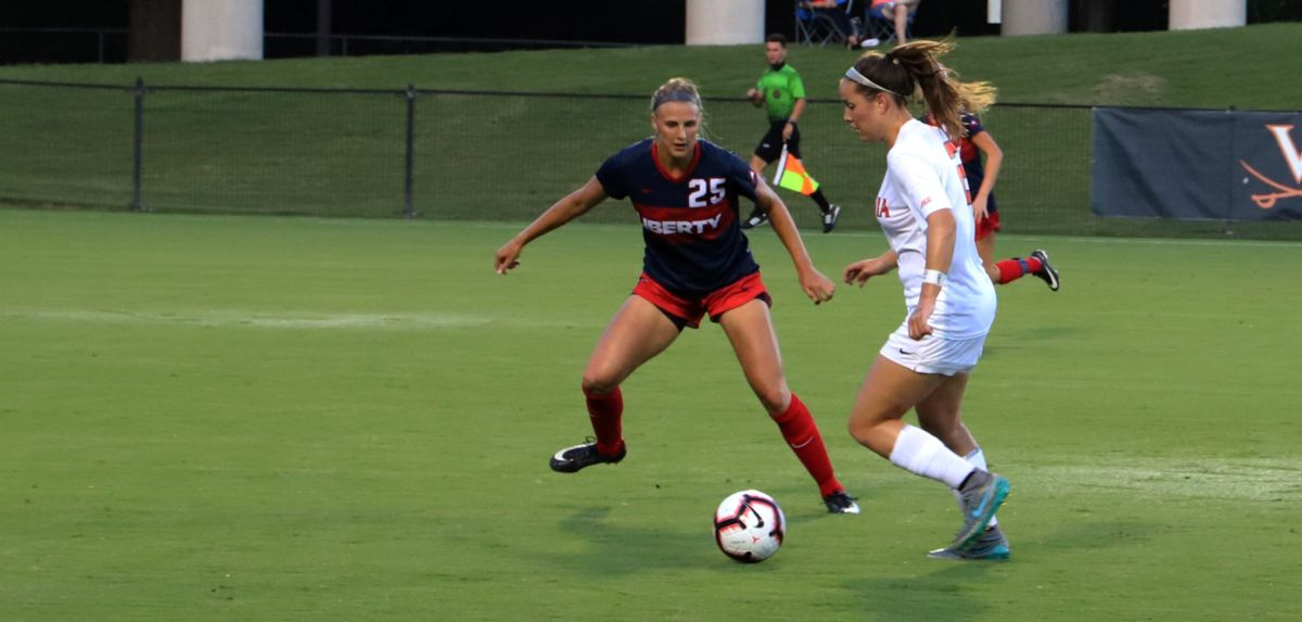 Women's Soccer Drops Match to #6 Virginia