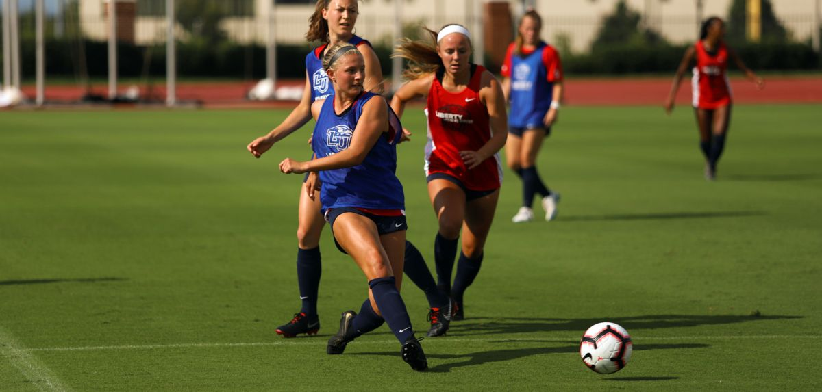 Soccer's Preseason Continues with Longwood and Clemson Exhibition Games