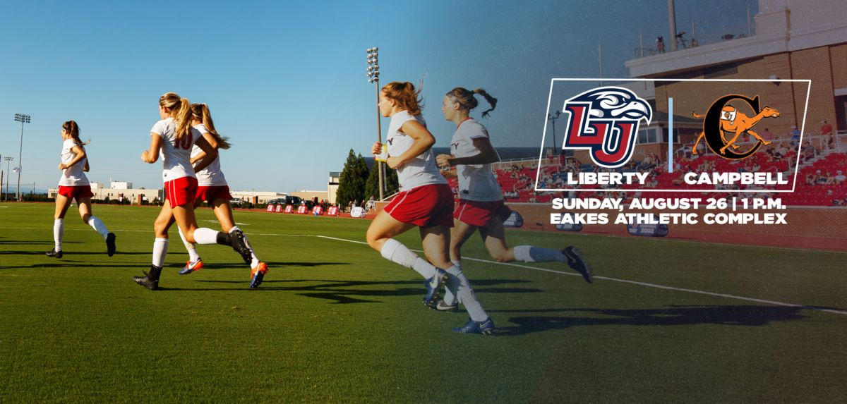 Women's Soccer Begins Roadtrip at Campbell