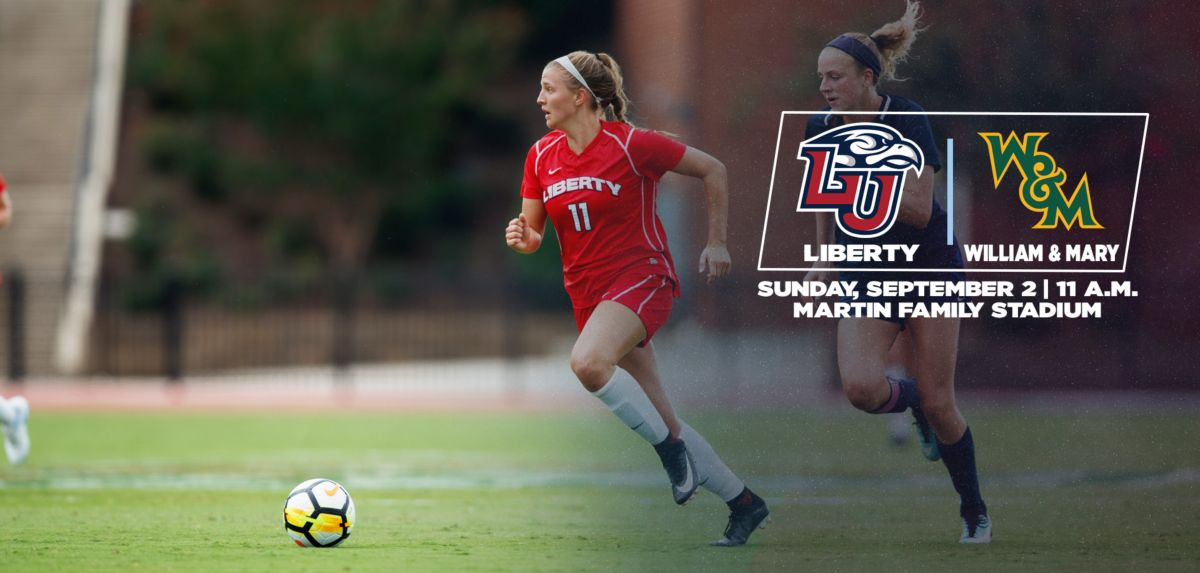 Lady Flames Close Out Weekend at William & Mary