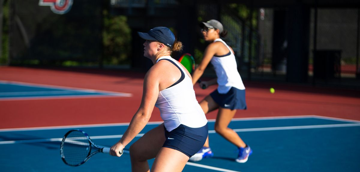 Anderson and Soli dropped their doubles match on Sunday in Malibu, Calif.