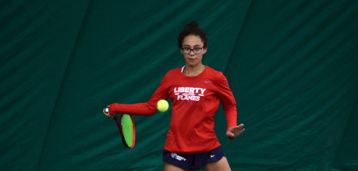 Soli and the Lady Flames won 6-1 at George Washington, Friday.