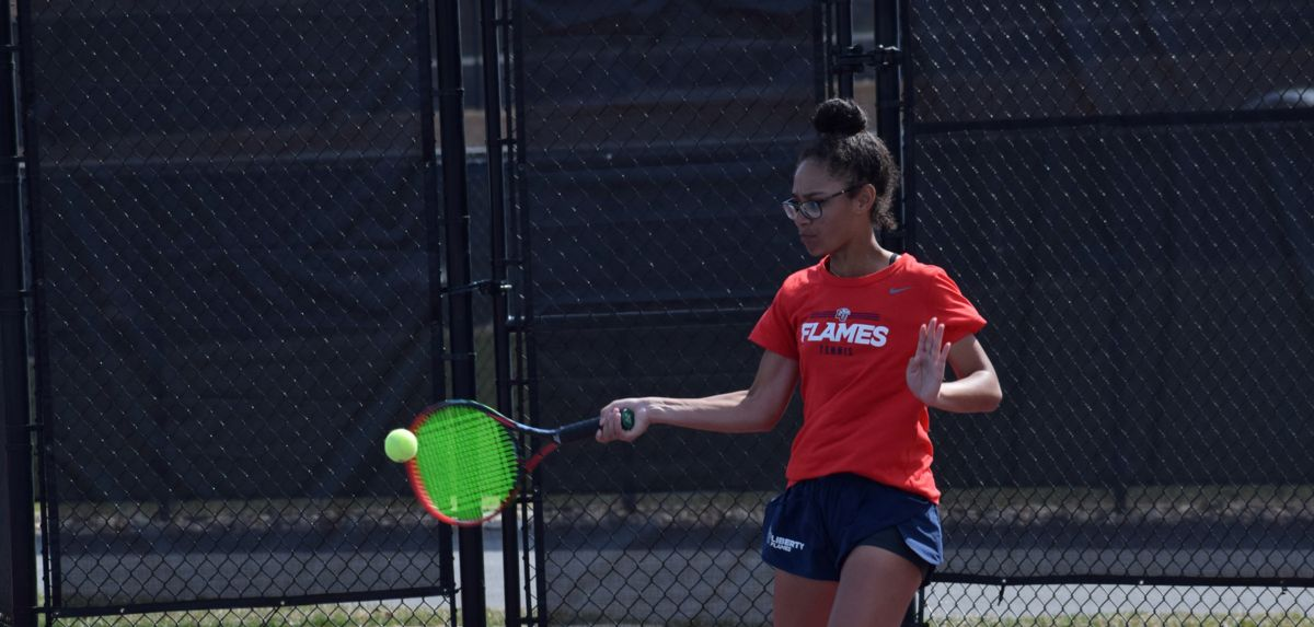 Soli and the Lady Flames defeated North Alabama 4-0, Sunday.